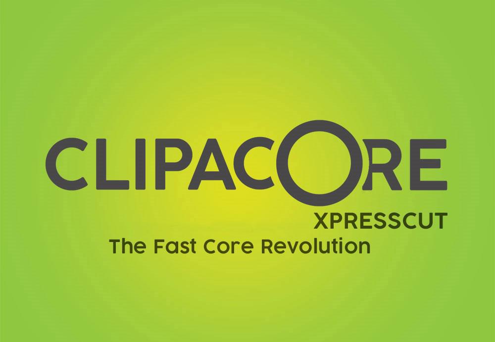 Clipacore XPRESSCUT Logo